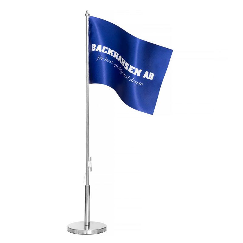 Bordsflagga med tryck